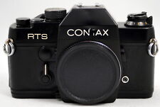 Contax RTS Professional 35mm SLR Film Camera Body Only - Excellent