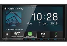 KENWOOD DMX8019DABS Mediaceiver 2-Din mit DAB+, Bluetooth