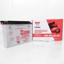 Battery Yuasa Motorcycle Ducati 600 Monster 1994 to 2000 YB16AL-A2/12V 16Ah Ne
