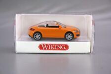 TOP Wiking Serienmodell Audi TT Roadster orange in OVP