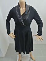 Vestito MAX MARA donna taglia size 46 woman vestitino corto seta P 5973