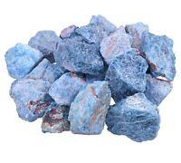 Apatit blau 1 kg Wassersteine Rohsteine Steinewasser Edelsteine Heilstein