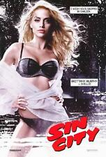 Sin City Movie POSTER 27 x 40, Brittany Murphy, Jessica Alba, A, LICENSED NEW