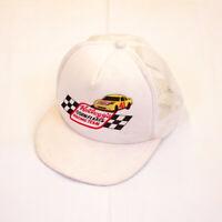 Kelloggs Cornflakes Racing Team Trucker Hat | Vintage 80s Cereal Motor Car VTG