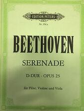 Beethoven Serenade D-Dur