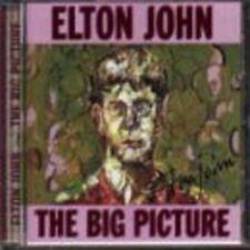 Elton John - The Big Picture [New Vinyl LP]