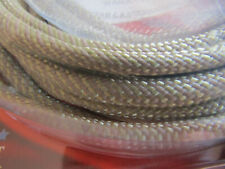 CBI BRAIDED TWEED GUITAR INSTURMENT CABLE / CORD 20' FOOT - G & H ENDS