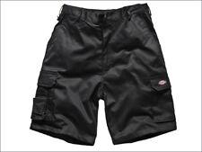 Dickies DIC834 Redhawk Cargo Work Wear Polycotton Shorts - Black