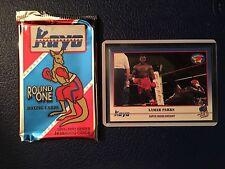 Lamar Parks- Greenville SC  1991 KAYO #187  NM/MT+  Pack Fresh!