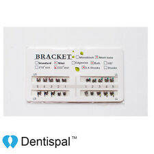 Dental Orthodontics Brackets Braces 3 4 5 hooks Roth .022