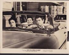 Jerry Lewis Joan Blackman Visit to a Small Planet 1960 vintage movie photo 23460