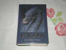 ERAGON by CHRISTOPHER PAOLINI  **SIGNED**