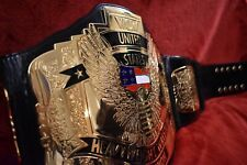 Figures Inc WCW United States Championship Replica Wrestling Belt