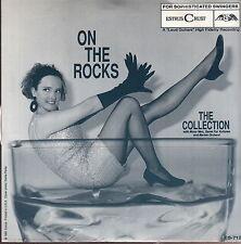 "on the rocks 7"" estrus records gold vinyl mono men games for vultures ltd 2000"