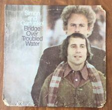 Simon And Garfunkel Bridge Over Troubled Water LP Vinyl In Excellent Condition