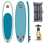 Red Paddle Co ISUP Set 10.6' inkl. Paddel Familienboard TenSix Surfer RedAir SUP