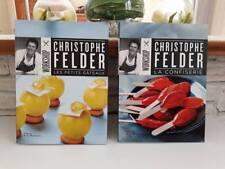 Ensemble de 2 livres professionnels WORKSHOP -Christophe Felder