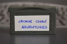 JACKIE CHAN ADVENTURES GAMEBOY GAME BOY ADVANCE COMBINED SHIPPING