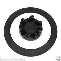 Kitchenaid Blender Rubber Clutch Coupler & Jug Seal, Factory Sealed Spare Parts