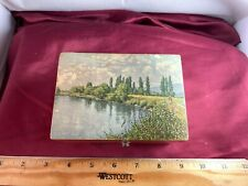 """Antique Thorens 2 Aires """"Tale Of Vienna Woods & Brahm's Lullaby"""" Music Box"""
