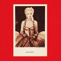 """Ansichtskarte Rose Stradner """"Ross"""" Verlag Foto: Hammer-Tontilm"""