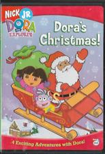 Dora the Explorer - Doras Christmas (DVD, 2004)