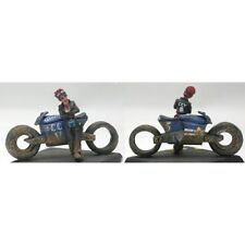 Lance & Laser Infinity ACM002 Biker Chick with Cyberbike 28mm Scale NEW