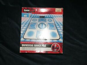 Gamestop Universal Dance Pad for Wii, PS2, XBOX & Gamecube DDR Original box
