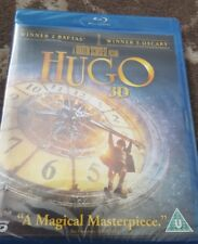HUGO 3D / 2D BLURAY SEALED
