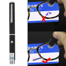 Anti Blue Light Glasses Test Pen Teaching Flashlight Cat Catch the Beam Lfu