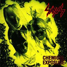 SADUS Chemical Exposure CD (Technical Thrash/Death Metal) +2 Bonus Tracks