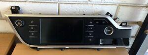 Citroen C4 Picaso 2014 Sat-Nav display multi function display unit