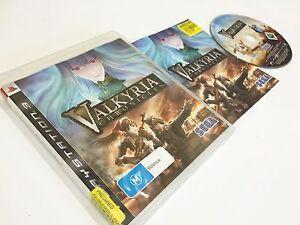 VALKYRIA CHRONICLES PS3 PLAYSTATION 3