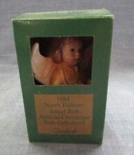 Goebel Angel Porcelain Bell Ornament 1984 Little Drummer Girl In Original Box