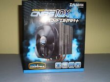 ZALMAN CNPS10X PERFOMA+ 120mm CPU cooler Fan Intel 1150/1155/1366/775 & AMD AM3+