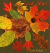 Leaf Man by Lois Ehlert (2005, Hardcover)
