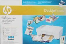 HP Deskjet F4280 All-In-One Inkjet Printer, Scanner, Copier CB656A NIB NOS NEW