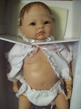Ashton Drake So Truly Real Little Grace Lifelike all Vinyl Baby Doll New