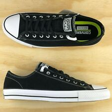 4c78270c516d Converse Chuck Taylor All Star Pro Ox Black White Low Top Skate Shoes  144585C Sz