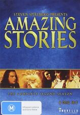 Amazing Stories: TV Series Complete Season 2 Box / DVD Set NEW! [Region Free]