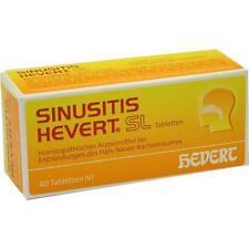 SINUSITIS HEVERT SL 40St 2784980
