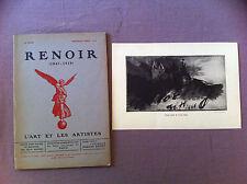 L'art et les artistes : RENOIR (1841-1919). Nouvelle série N°4, 14é année.