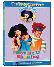 The Big Comfy Couch - Moving & Shaking (DVD)  NEW