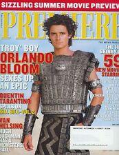 ORLANDO BLOOM Quentin Tarantino HUGH JACKMAN Julie Andrews DIANE KRUGER magazine