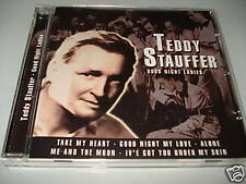 TEDDY STAUFFER GOOD NIGHT LADIES CD ALBUM INSTRUMENTAL EASY LISTENING (YZ)