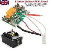 Batería de litio 18 V Protección Pcb Board Para Makita BL1830 BL1840 BL1850 LXT400