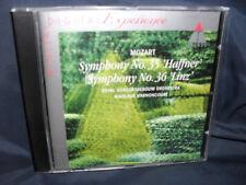 Mozart - Symphonies Nos. 35 & 36 -Harnoncourt / Royal CO