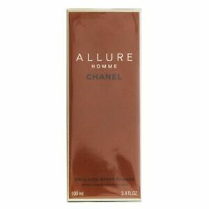 Chanel Allure After Shave Moisturizer 100ml Boxed & Sealed