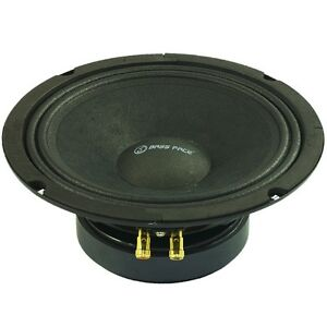 WOOFER DA 20,00 CM BASS FACE PAW8.1 PAW 400 WATT MAX 200 MM IMPEDENZA 8 OHM CASA