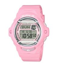 Casio Baby-G BG169G-4CCR Whale Series Women's Blooming Pink Resin Digital Watch